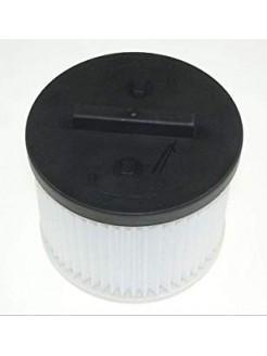 Black & Decker - Filtro di ricambio per bidoni aspiratutto mod. WBV1450 e WBV1405P