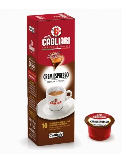 Caffitaly - Caffe' Cagliari - Crem Espresso