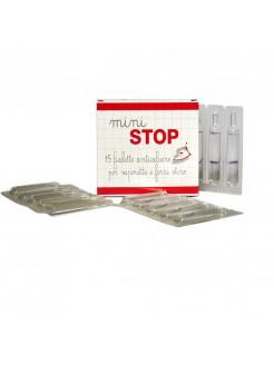 MiniStop - 15 fialette anticalcare per ferri da stiro